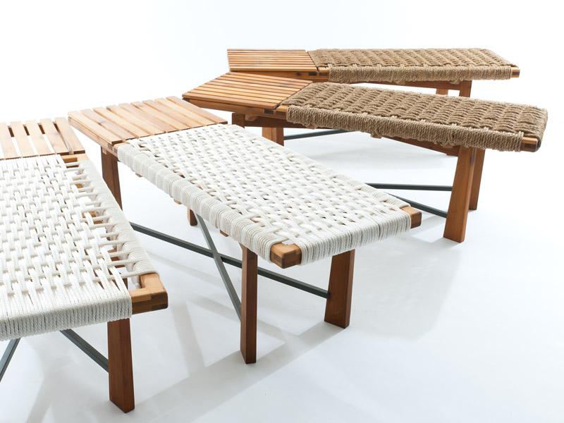 Clarkworks X Series Woven Bench