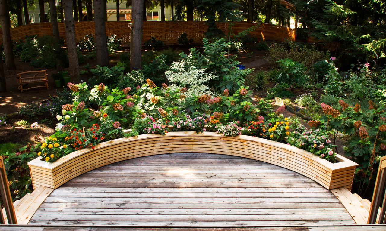 Clarkworks Custom Furniture Amp Outdoor Wooden Structures